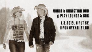 Maria & Christian Duo